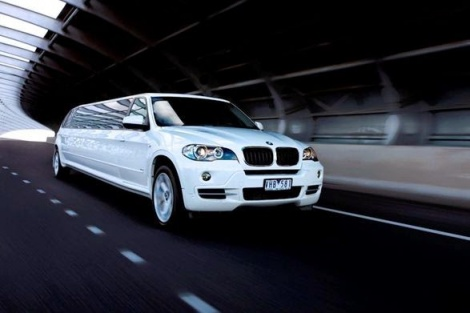 BMW X5 12 PAX STRETCH LIMO
