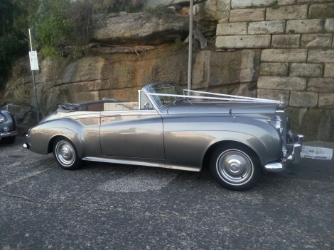 RR Silver Cloud Convertible